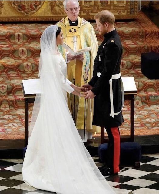 Meghan y Harry no se casaron en boda privada, como dijeron a Oprah