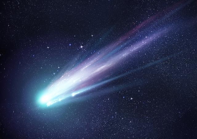 Leonard, el primer cometa descubierto en 2021 ¿cuándo lo podrás ver?