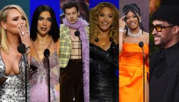 Estos son los ganadores de los premios Grammy 2021