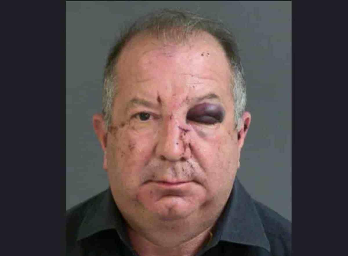 Estrangular a su novia y ser golpeado por una mujer