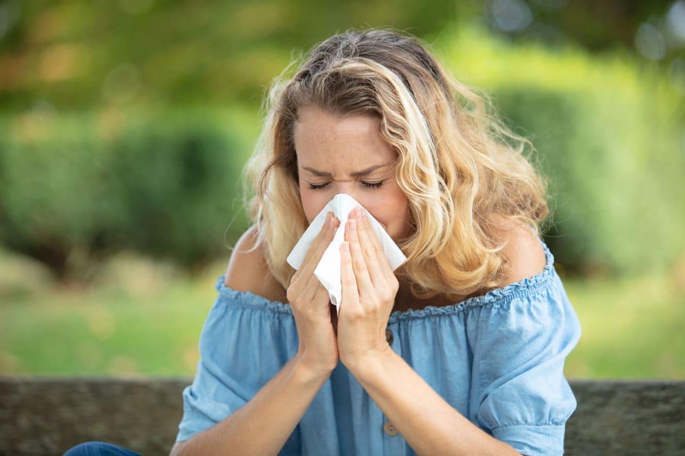 Las alergias más comunes en Carolina del Norte: polen ¿cuándo ocurre? ¿qué hacer?
