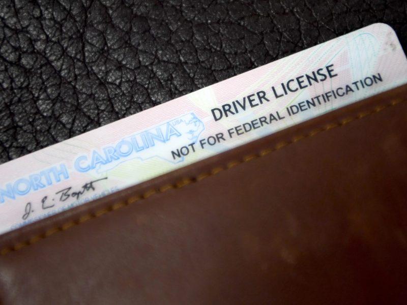 Licencia Carolina del Norte