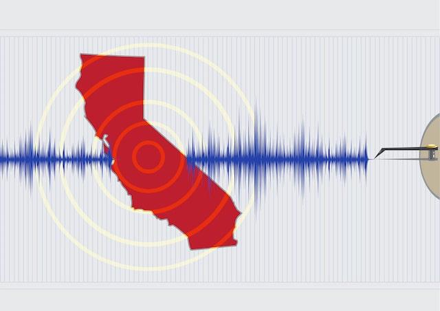 Serie de temblores sacuden norte de California y la Falla de San Andrés