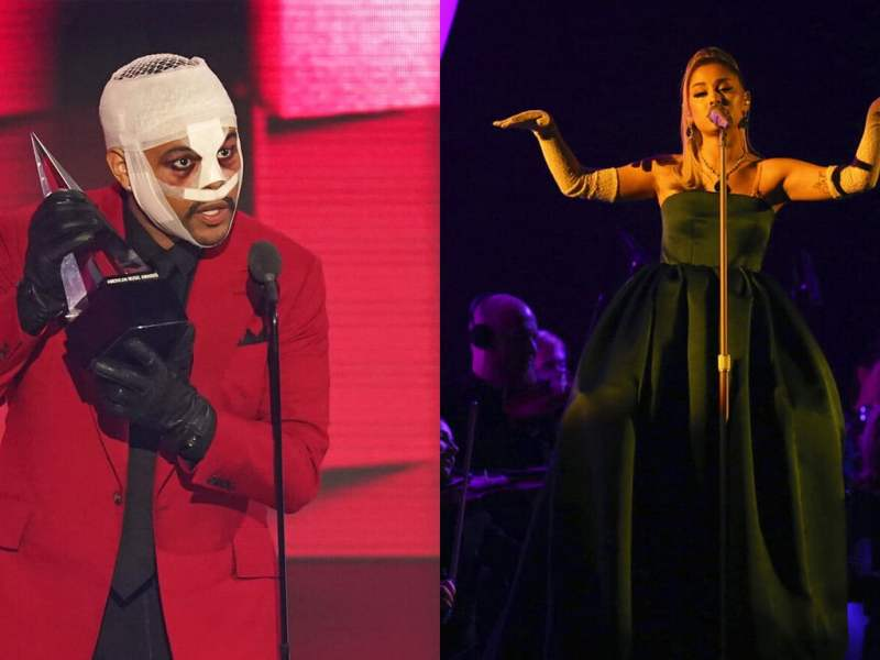 """Así suenan The Weeknd y Ariana Grande en remix de """"Save Your Tears"""