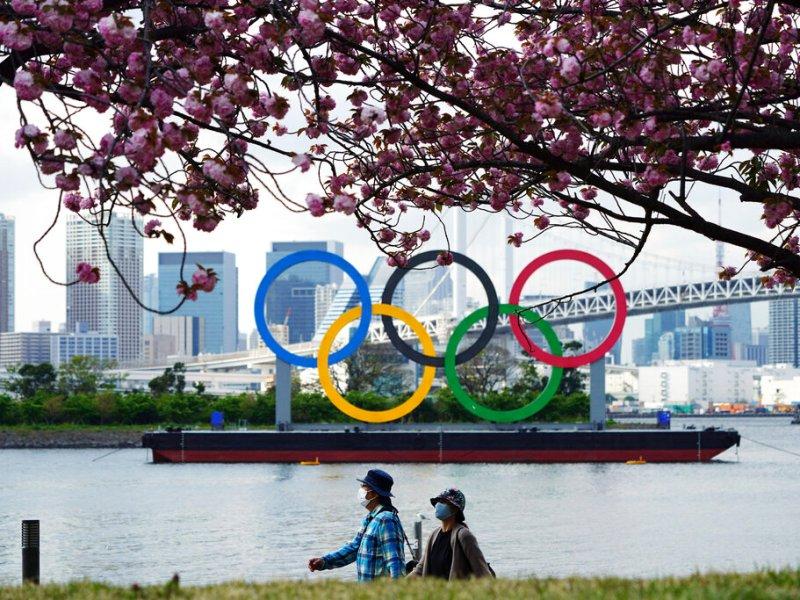 Así toman forma los Juegos Olímpicos de Tokio