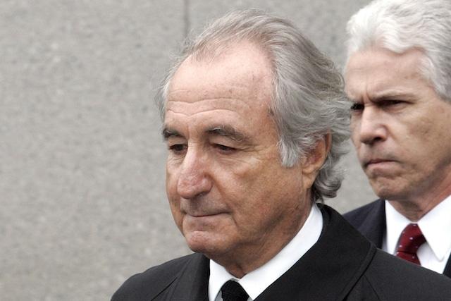 Muere Bernie Madoff