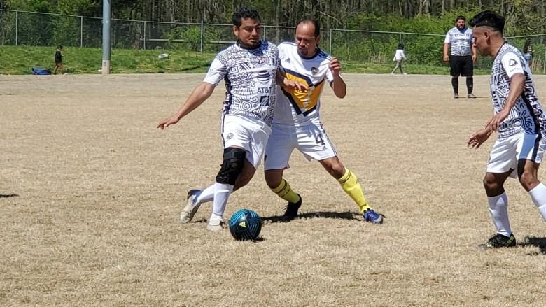 Boca Jr. Vs. América Monroe Soccer League