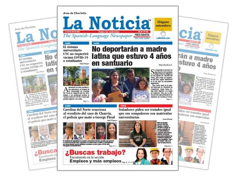 La Noticia Charlotte Edición 1201