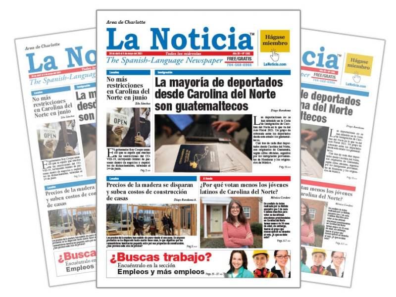 La Noticia Charlotte Edición 1202