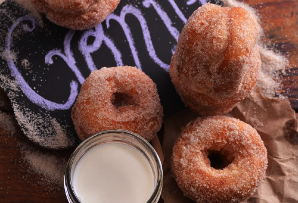 Cronuts: la deliciosa combinación entre un croissant y una dona