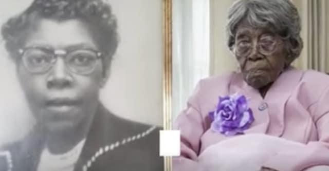 La estadounidense más anciana murió a los 116 años
