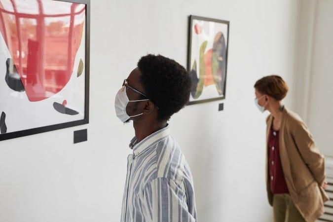Nueva exhibición en el Mint Museum influenciada por la pandemia