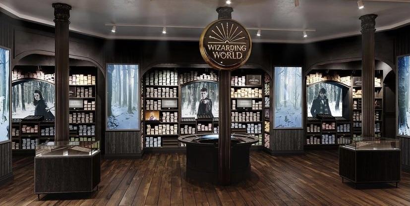 Así será la primera tienda oficial de Harry Potter que abrirá en Nueva York