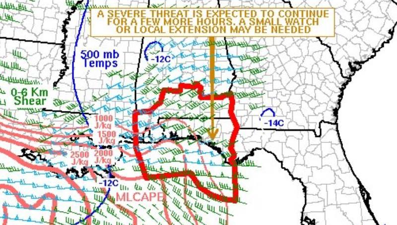 prnostico-clima-tormentas-severas-amenazan-golfo-de-mexico