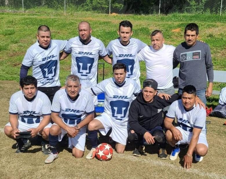 Pumas Monroe Soccer League