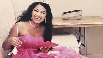 Chica sin hogar es sorprendida con una fiesta de quinceañera