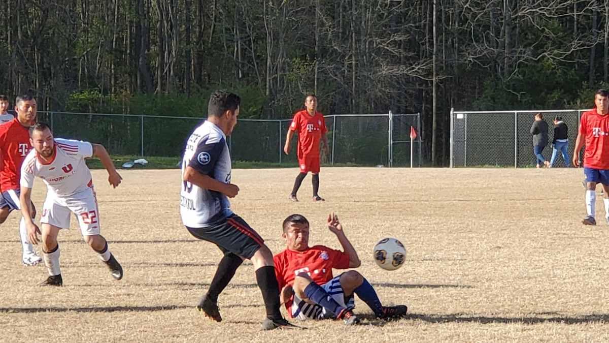 Real Córdoba Vs. Descontrol Monroe Soccer League