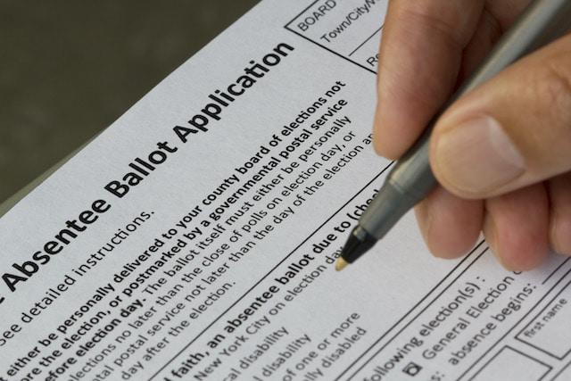 Carolina del Sur presenta un proyecto de ley para exigir una identificación con foto para votar en ausencia