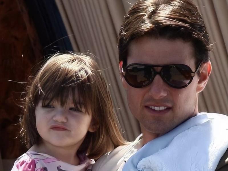 Así luce Suri, la hija Tom Cruise al cumplir 15 años