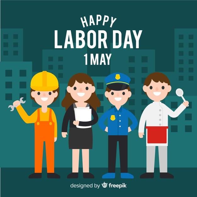 ¿Cuándo y por qué se conmemora el día del trabajo?