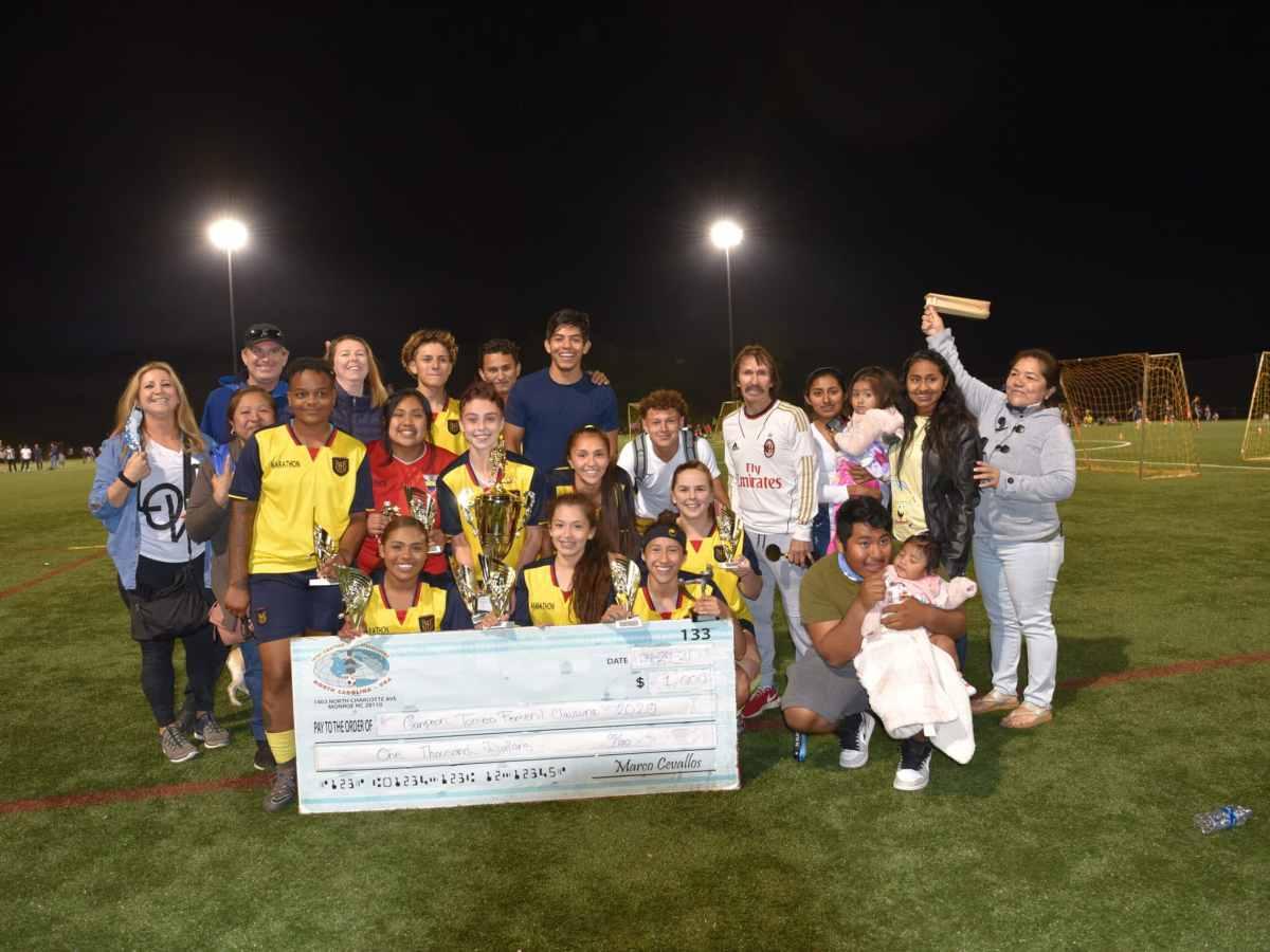 FEF – Campeón del Torneo
