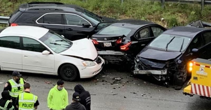 Accidente Durham autos