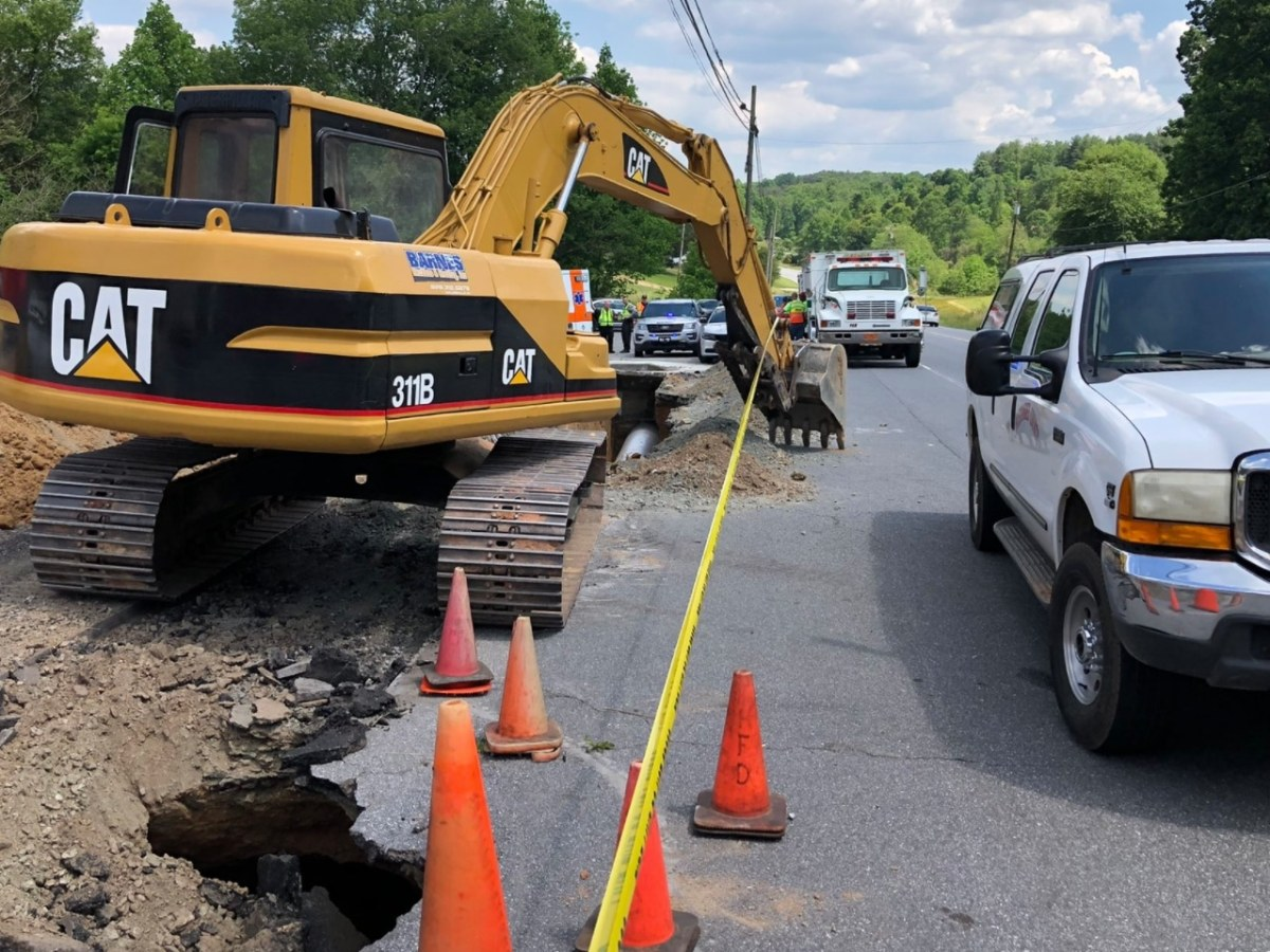 Accidente trabajador construcción
