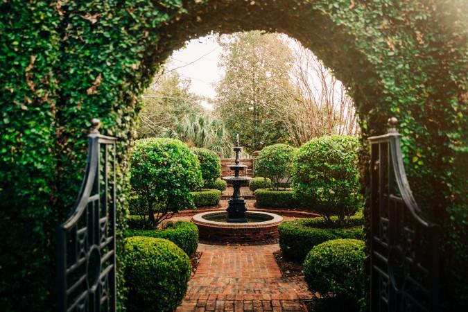 Disfruta de los jardines secretos de Fourth Ward a través de un recorrido