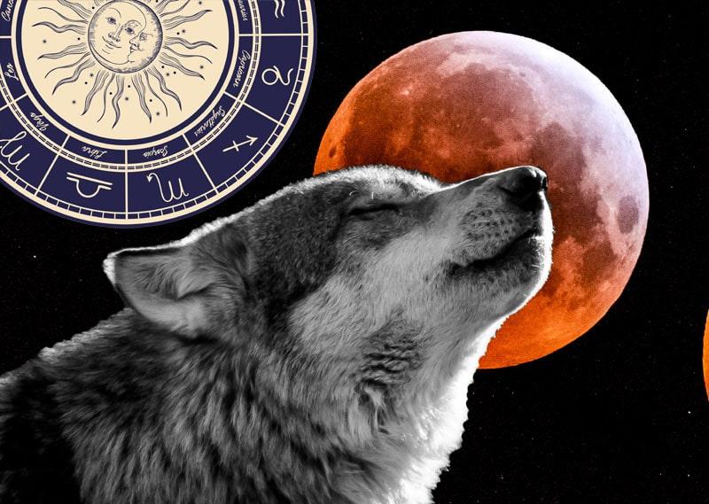 Eclipse lunar del 26 de mayo: significado astrológico