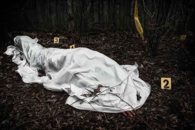 Encuentran cadáver desmembrado en entrada de casa en Carolina del Norte