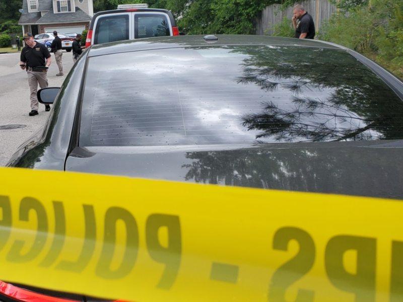 Auto choque tiroteo Fayetteville