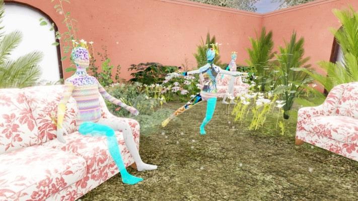 gucci garden roblox colaboración