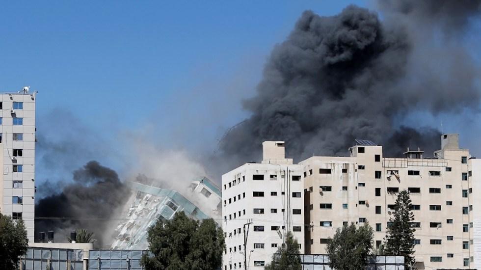 Israel-bombardeó-agencia-AP