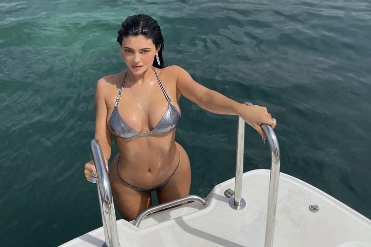 Kylie Jenner: esto es lo que se sabe de su nueva línea de trajes de baño
