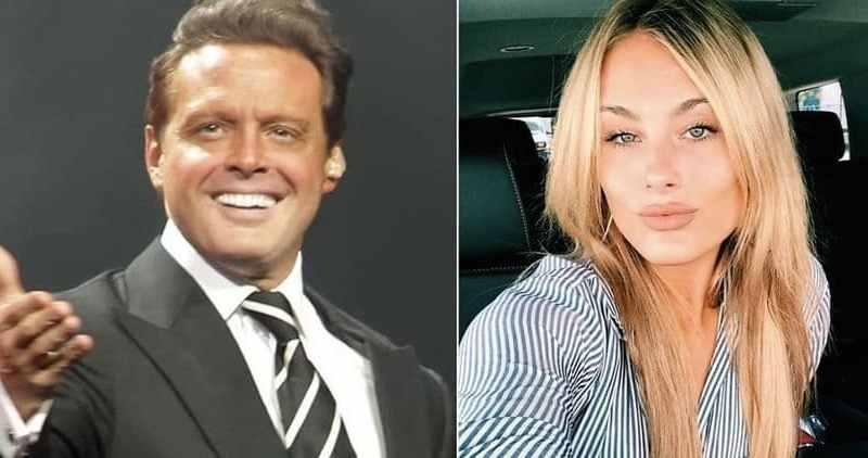 Luis Miguel termina su relación con Mollie Gould, tras dos años de noviazgo