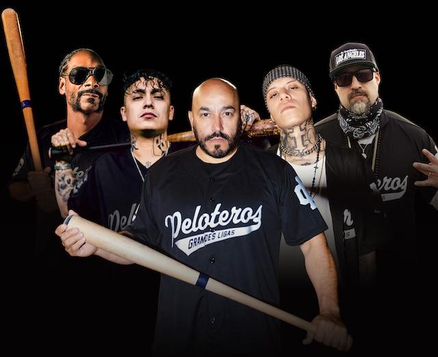 Lupillo Rivera anuncia colaboración con el rapero Snoop Dog