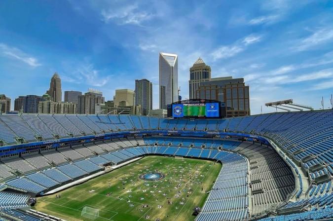 Panthers abrirá el estadio Bank of America a su capacidad máxima en 2021
