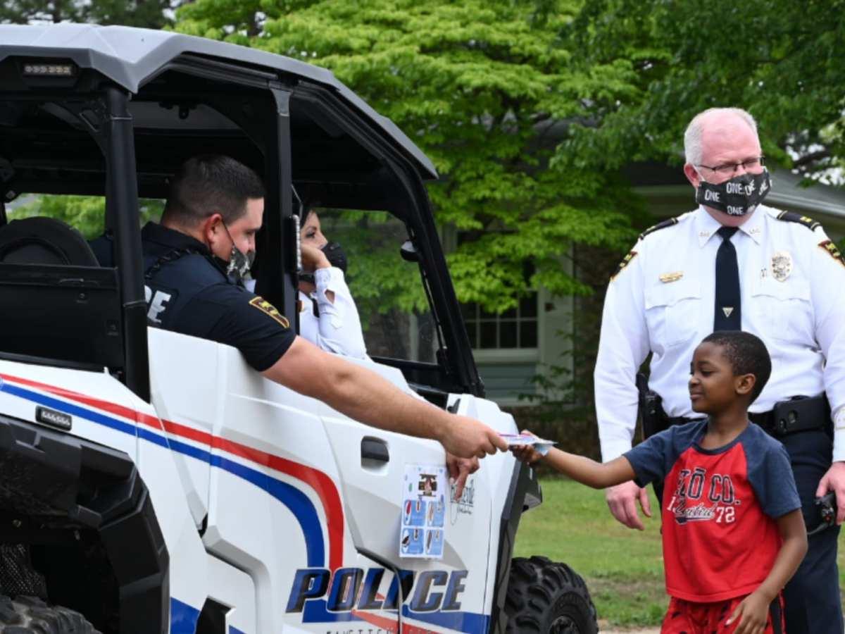 Policía Carolina del Norte