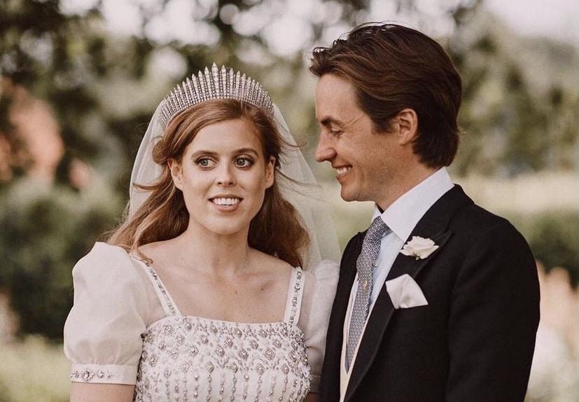 La Princesa Beatriz anuncia que está embarazada el mismo día del aniversario de Harry y Meghan