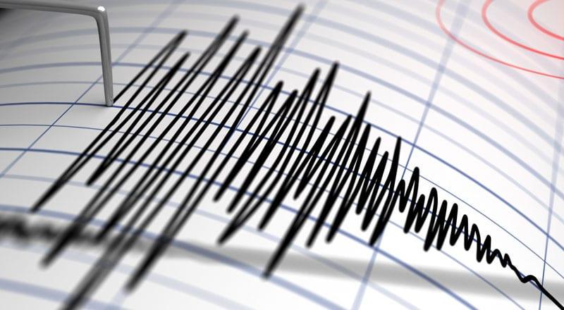 Reportan leve sismo en California