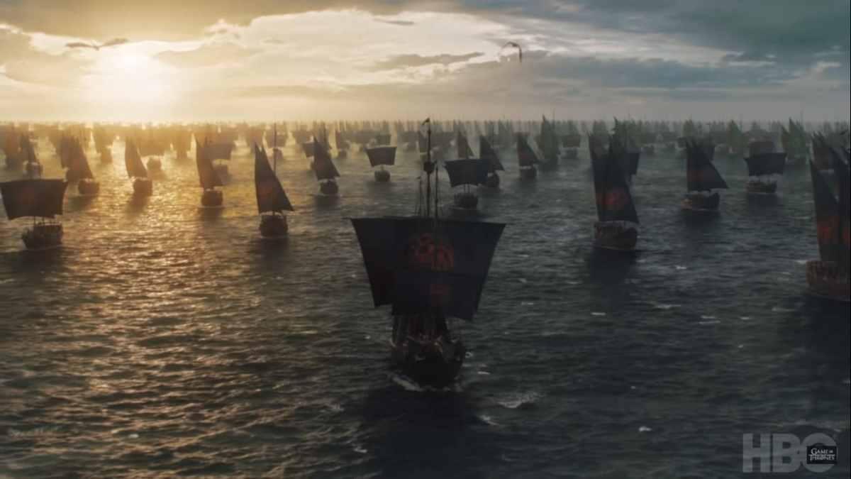 Revelan primeras imágenes de House of Dragon, precuela de Game of Thrones