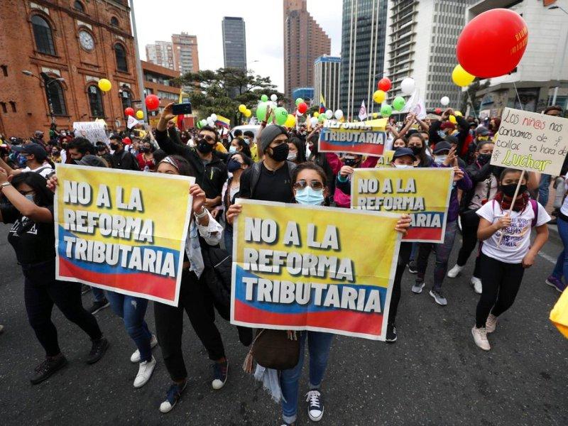 Se realizarán eventos en Charlotte en apoyo del paro nacional en Colombia
