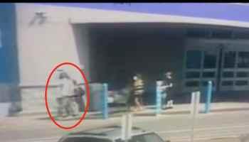 Video: Hombre intenta secuestrar a un niño en Walmart en Carolina del Norte