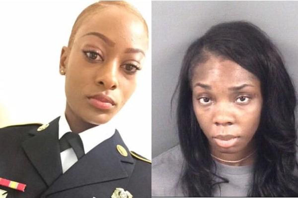 Una soldado de Fayetteville es acusada de asesinar mujer que también era soldado
