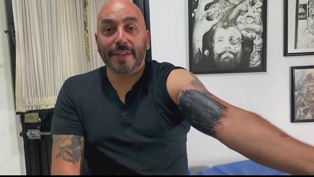 lupillo rivera borró tatuaje belinda