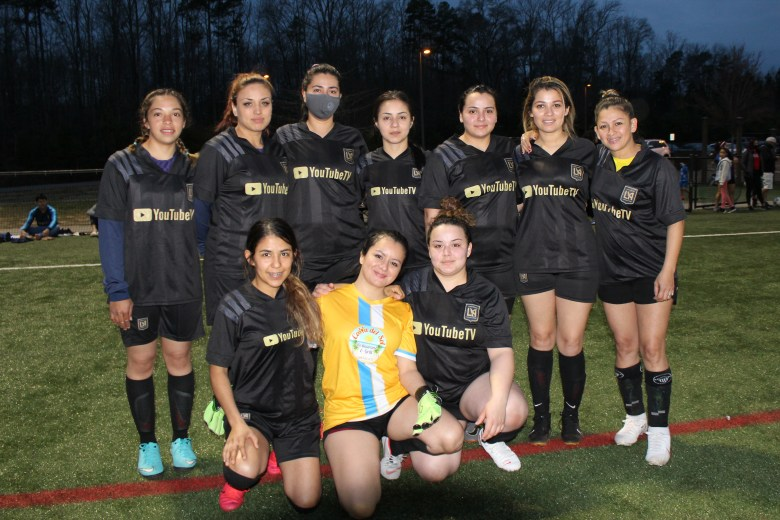 Real Juventud de la Liga IASO Femenil
