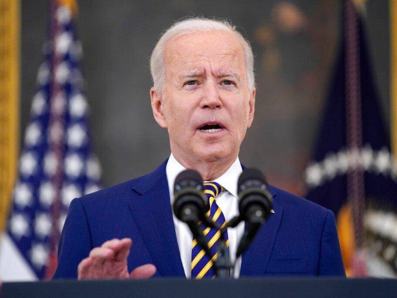 Presidente Biden visita Carolina del Norte para promover vacunación
