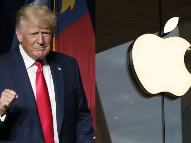 Apple dio datos privados en pesquisa de era Trump contra congresistas