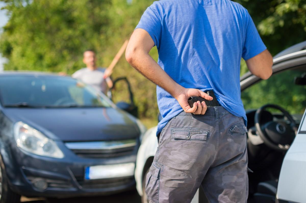 COVID-19 provocó un aumento en los tiroteos en las carreteras