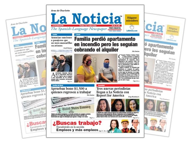 La Noticia Charlotte Edición 1207